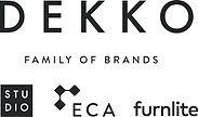 Dekko - Family of Brands - Black and Ver