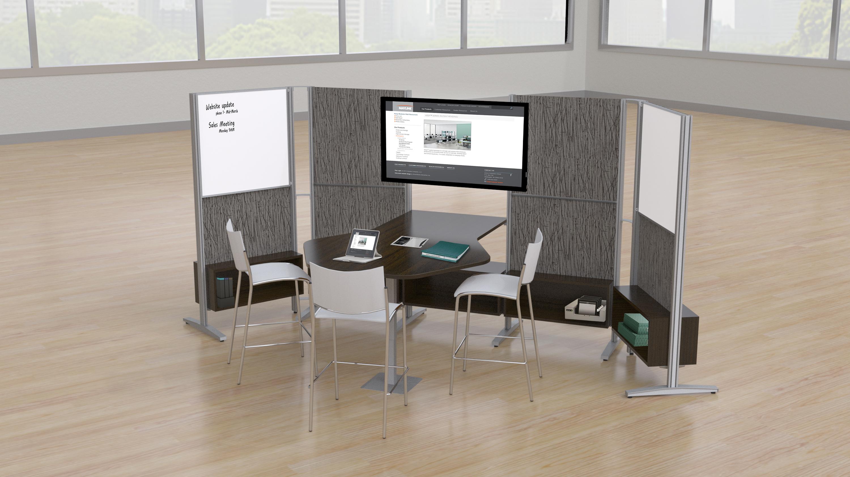 Keep 120 Degree Media Center-New Corner Brackets