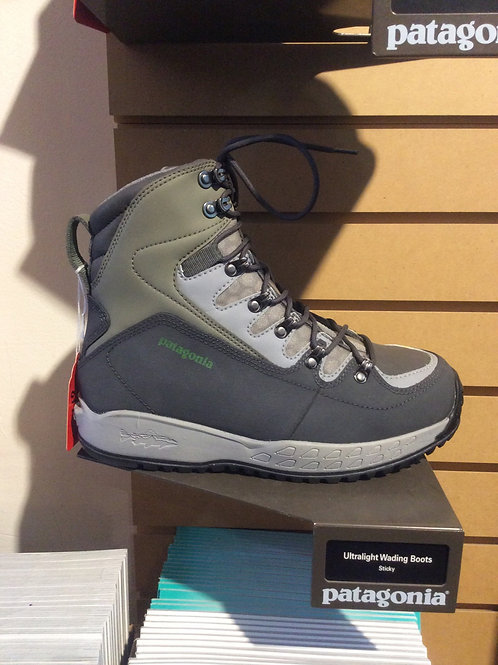 Patagonia Ultralight Wading Boot with Sticky Rubber Sole. New!