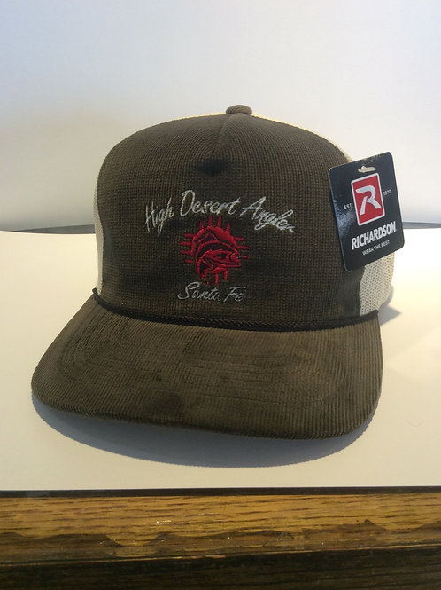High Desert Angler Richardson Cap, Various Option