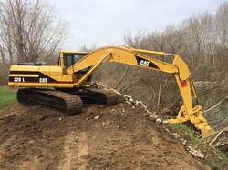 Dam Excavation