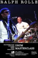 Ralph Rolle drum masterclass
