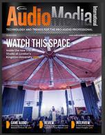AudioMedia magazine feature