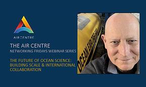 Webinar from Global Oceans CEO