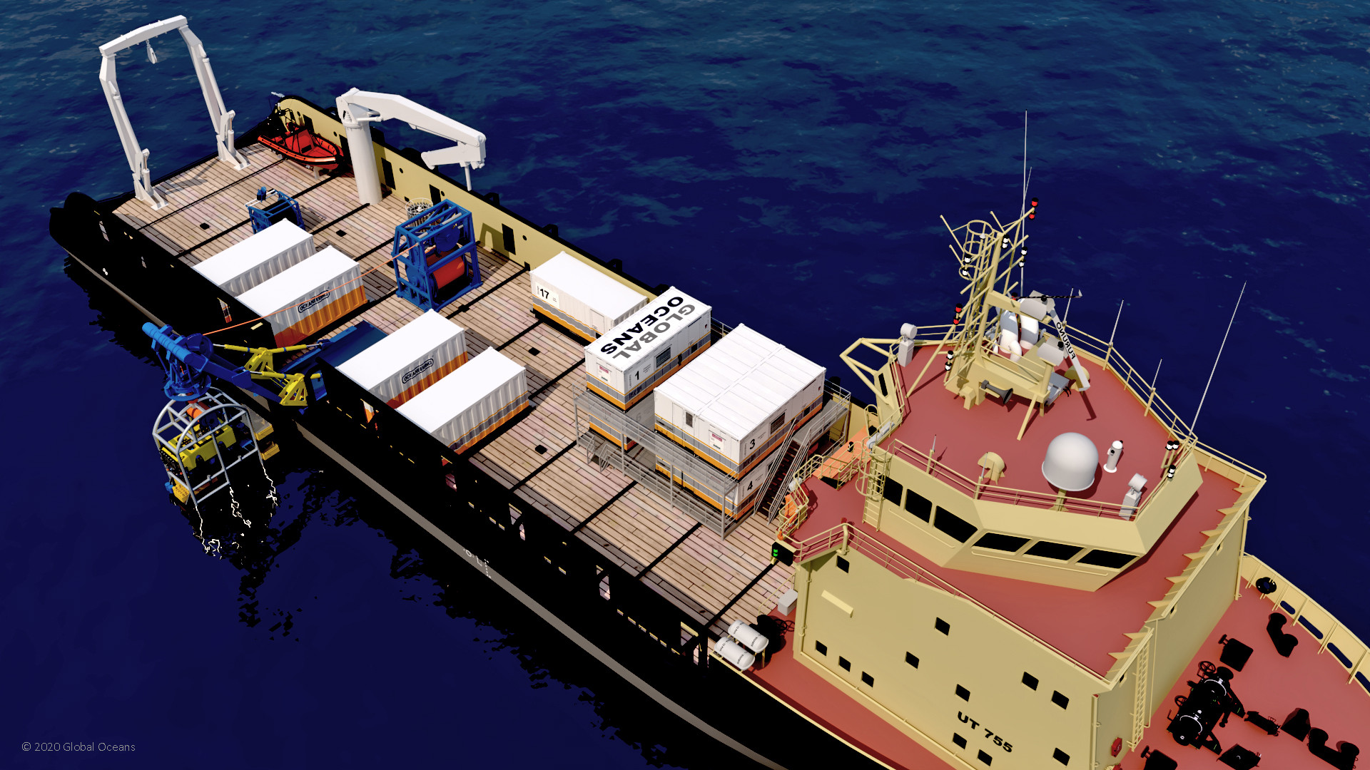 Figure 1: Mobilized MARV for Indo-Pacific projects.