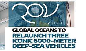 Featured in ROV Planet Magazine