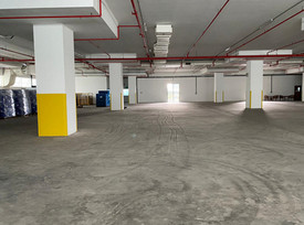 Figure 4: Singapore warehouse facility for secure staging of MARV project assets and scientific equipment in advance of expedition deployment..