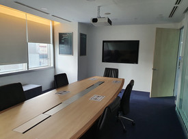 Figure 3: MARV HUB: Singapore project office and conference.