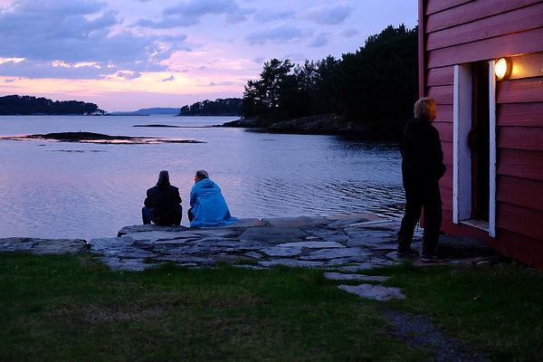 Buskspel på Galleri Svanøe