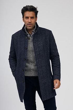Manteau chevron