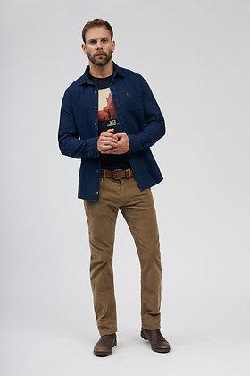 Pantalon velours regular