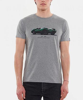 Tee-shirt Aston gris