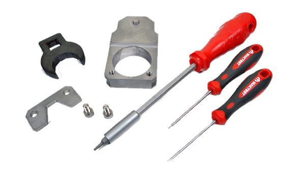 KO1874 Caterpillar C15 EUI Injector Disassembly Tool Set