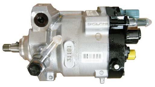 KO6300 Delphi CR Pump Test Adapter Set