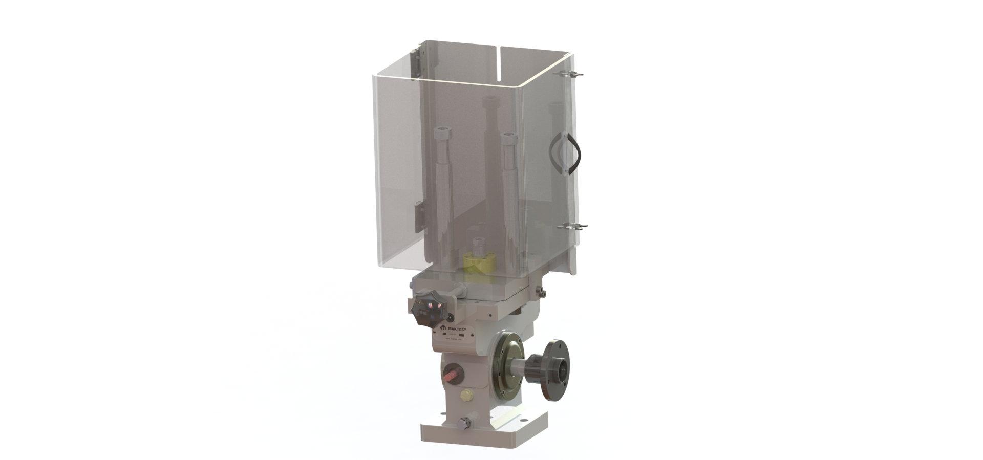 U1000 Cam Box for Testing Electronic Unit Injector and Unit Pump | Maktest  Inc