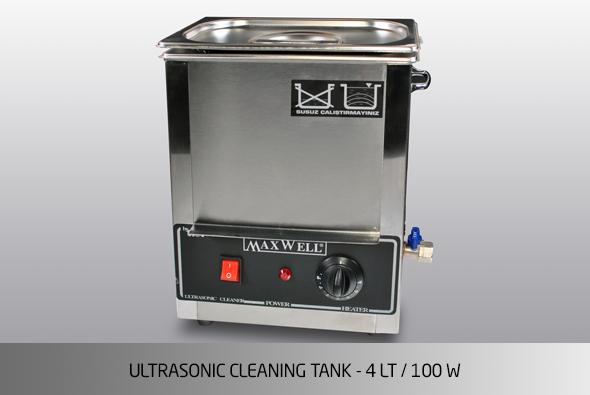 DE1382 Ultrasonic Cleaning Tank