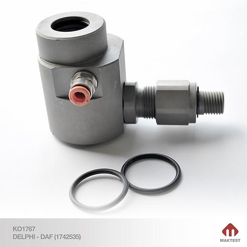 KO2059 DELPHI - SMART INJECTOR DAF (1742535)(SET FOR T6000)