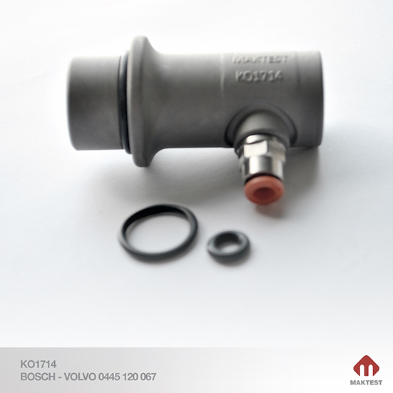 KO2076 BOSCH CR/IPL21/ZERIS20S (0445 120 066 and 067, KHD Volvo)(SET FOR T6000)