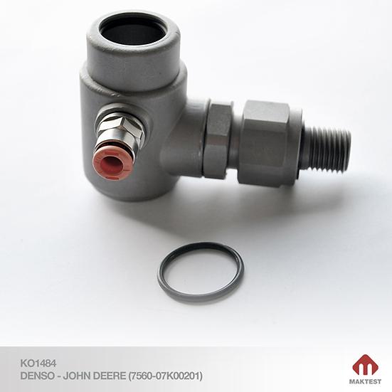 KO2070 DENSO - JOHN DEERE (095000-7560)(SET FOR T6000)