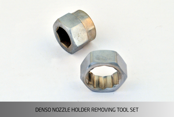 KO1559 DENSO NOZZLE HOLDER REMOVING TOOL SET
