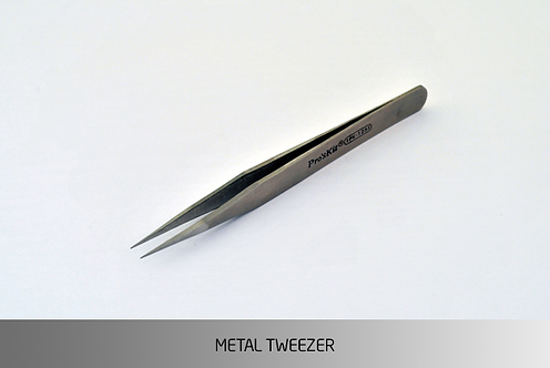 BA1344 Metal Tweezer