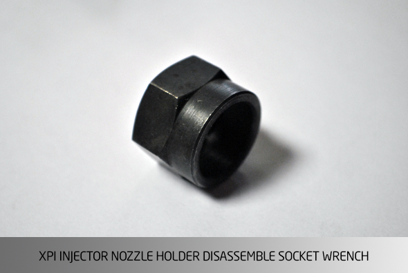 AA4312 XPI INJECTOR NOZZLE HOLDER DISASSEMBLE SOCKET WRENCH