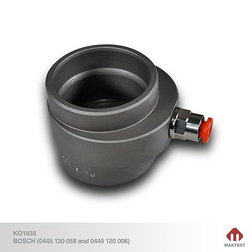 KO1838 BOSCH Mitsubishi & MB Applications (0445 120 006 and 0445 120 058)