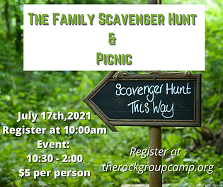 Family Trail Scavenger Hunt & Picnic (2)