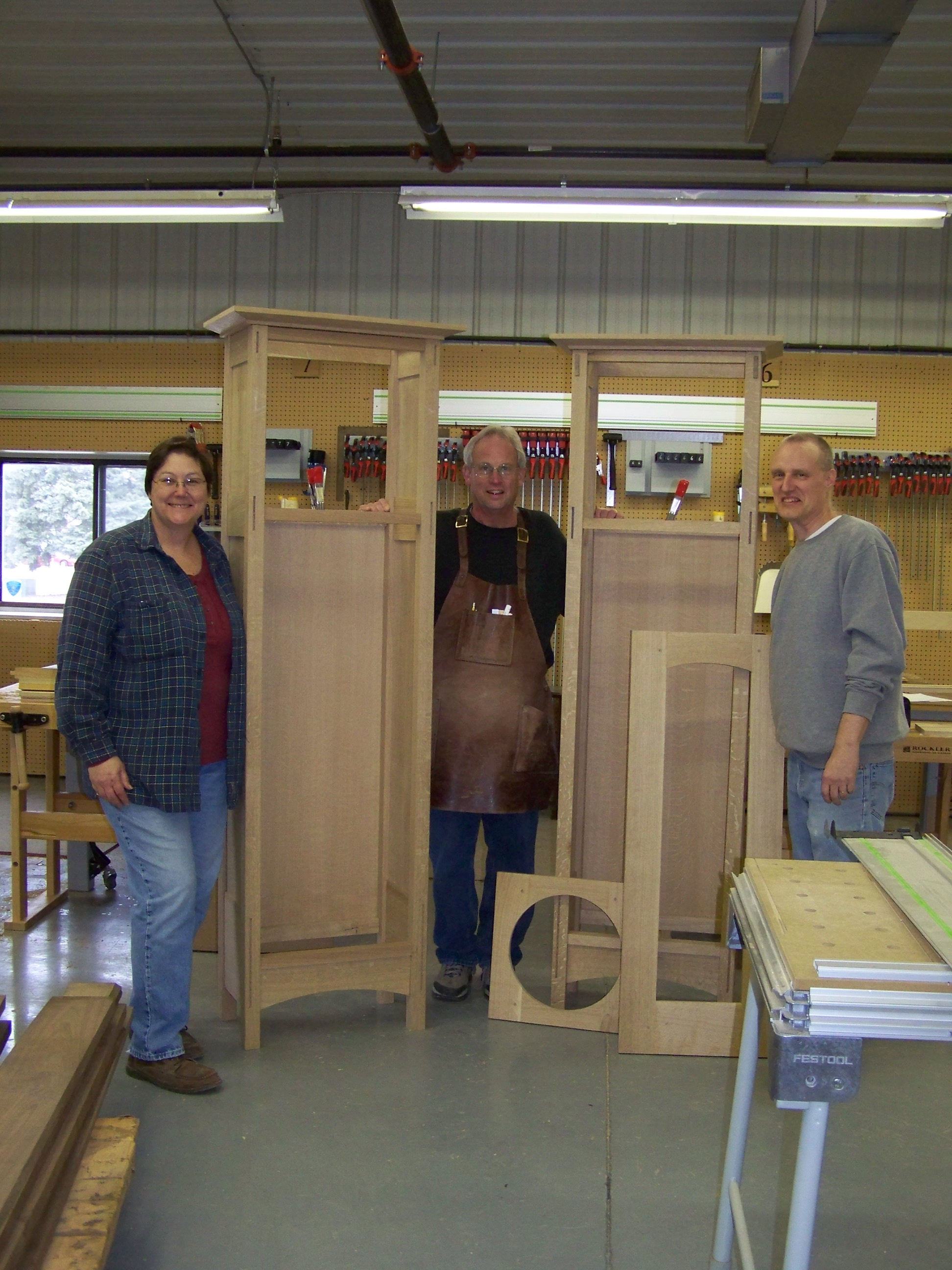cu stickley clock class