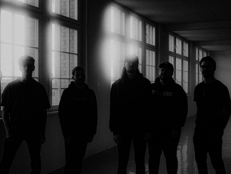 """INNER SPACE mit Debut-EP """"TREMORS"""""""
