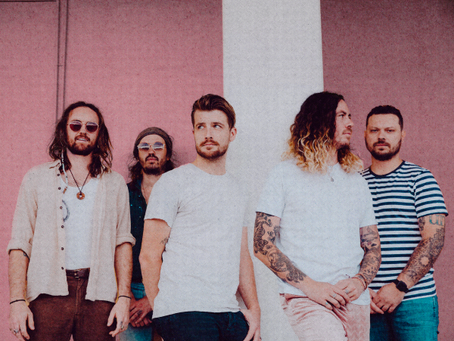 """RELEASE: HANDS LIKE HOUSES mit neuer Single """"Space"""""""