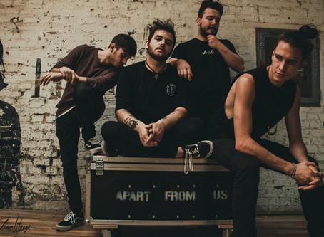 INTERVIEW: APART FROM US Pop-Punk aus Frankfurt