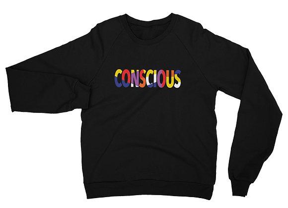 Conscious™ Color Spectrum California Fleece Raglan Sweatshirt