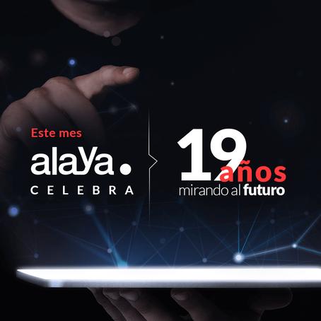 Alaya celebra 19 años mirando al futuro