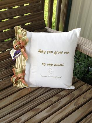Wedding Pillow