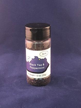 Black Tea & Peppermint