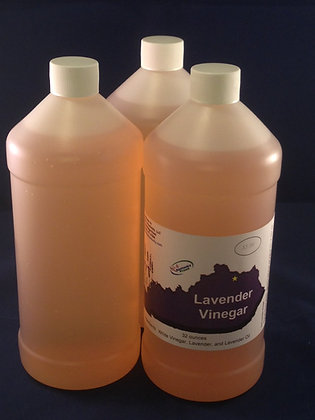 Lavender Vinegar Concentrate
