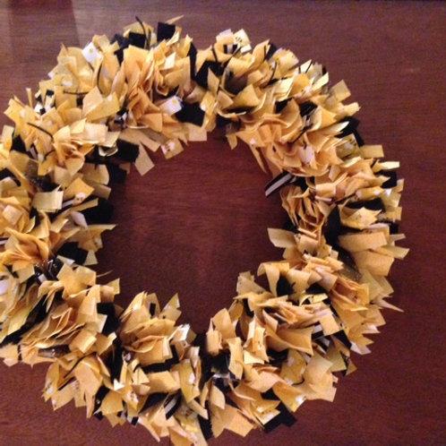 Bee Wreath