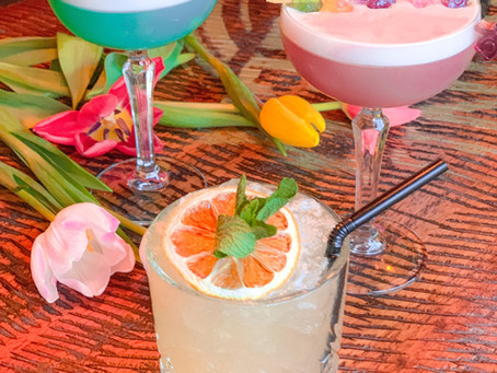 Step Into Spring Cocktail Club