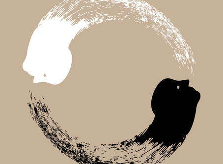 Something about Yin and Yang