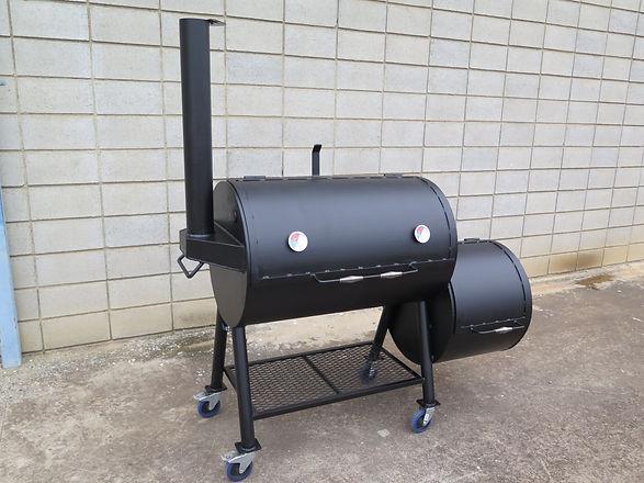 black toro beragua offset smoker.JPG