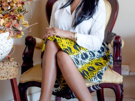 Archetypal Woman Series: Olajumoke Osode