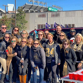 Tailgate Professional | Baltimore Ravens Football Tailgate 2018 vs. Saints
