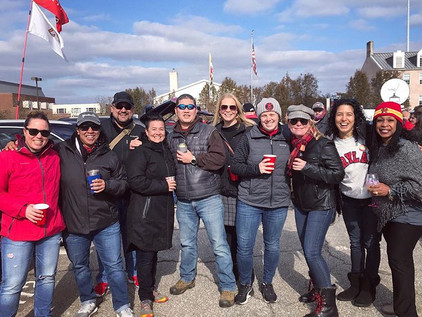 Tailgate Professional | Maryland vs Michigan State Tailgate 2018