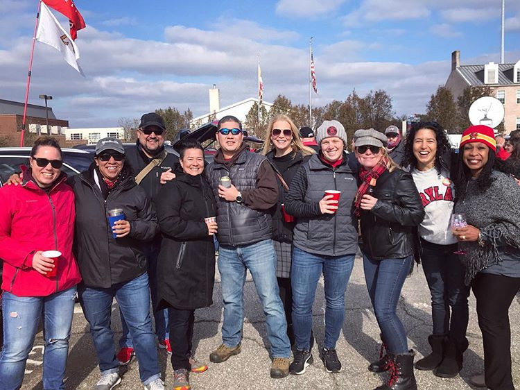 Tailgate Professional   Maryland vs Michigan State Tailgate 2018