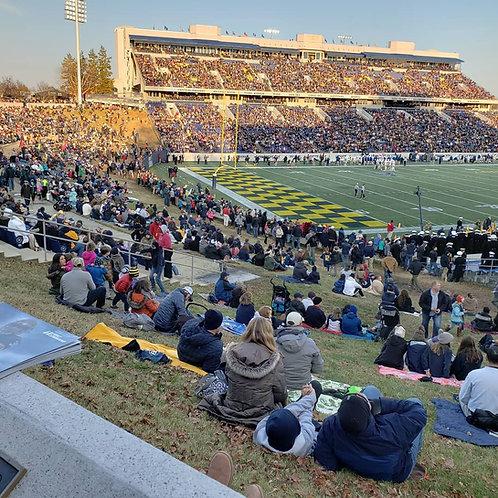Navy Marine Corps Stadium in Annapolis MD