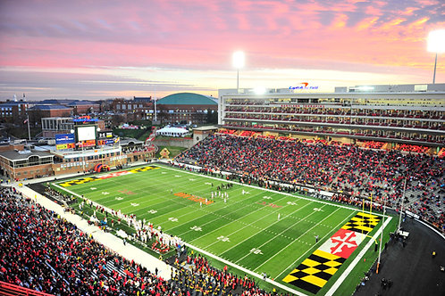 Capital One Field at Maryland Stadium in College Park Maryland