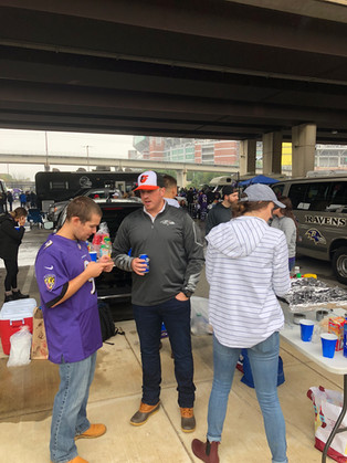 Tailgate Professional   Ravens vs. BroncosTailgate 2018