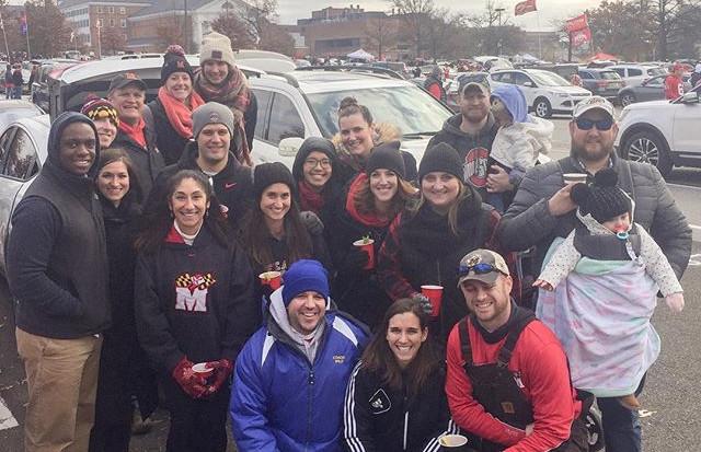 Tailgate Professional | Maryland Football Tailgate 2018 vs Rutgers