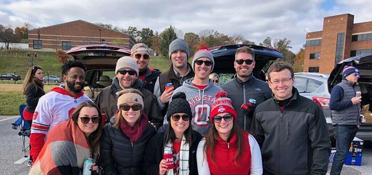 Tailgate Professional   Maryland Football Tailgate 2018 vs Ohio State